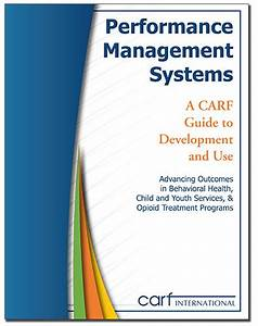 Performance Management  A Carf Guide To Development And