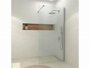 Paroi De Douche 70 Cm : paroi de douche fixe single en verre 8 mm 70 x 200 cm ~ Melissatoandfro.com Idées de Décoration