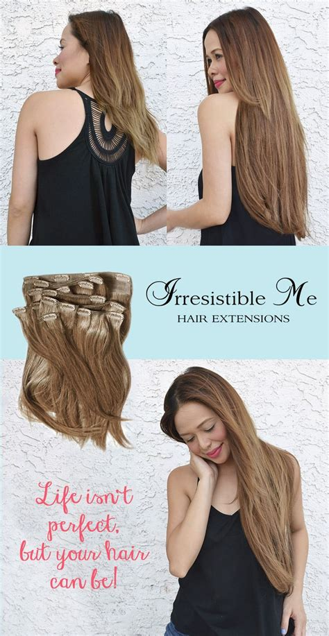 Want To Add More Length Or Volume To Your Hair Make It