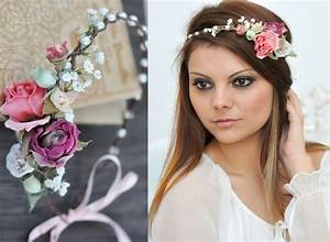 Flower Crown Wedding Tiara Wedding Accessories Bridal