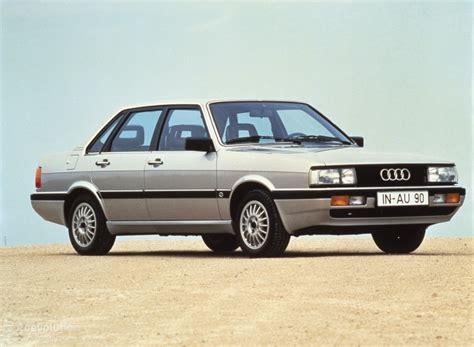 AUDI 90 (B2) specs - 1984, 1985, 1986, 1987 - autoevolution
