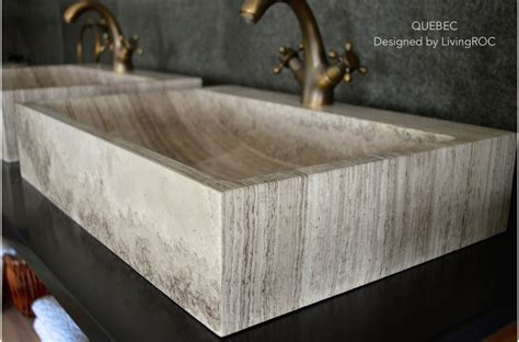 black pedestal sink brown marble bathroom sink faucet