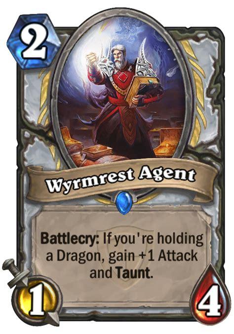 hearthstone taunt deck priest wyrmrest hearthstone card