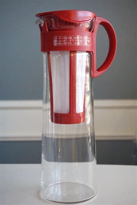 hario mizudashi cold brew coffee maker review coffeesphere