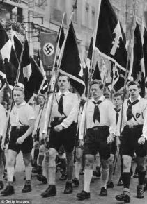 The Hitler Youth Plot That Tried To Worm Its Way Into Our Scout Movement Daily Mail Online