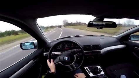 bmw 330d e46 onboard gopro