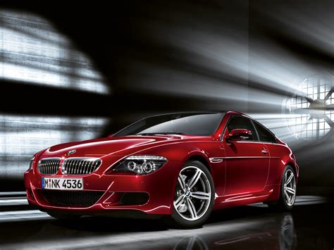 The Amazing Of 2008 Bmw M6 Red Edition