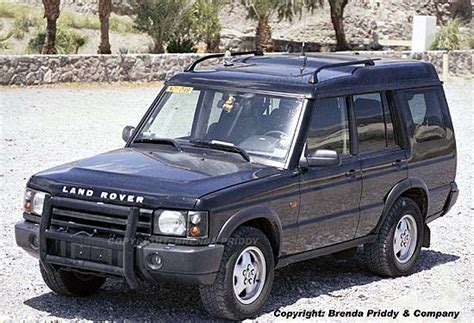 2003 Land Rover Discovery Pictures/photos Gallery