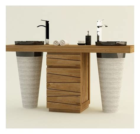 meuble de cuisine occasion meuble de salle de bain en teck massif timare mobilier
