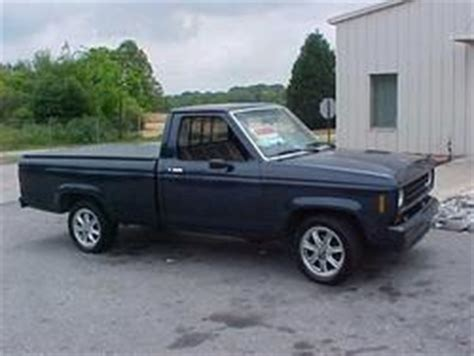 free car manuals to download 1985 ford ranger spare parts catalogs udownwitkj 1985 ford ranger regular cab specs photos modification info at cardomain