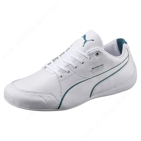 Great savings & free delivery / collection on many items. Puma Mercedes Amg Petronas Motorsport Drift Cat Trainers ...