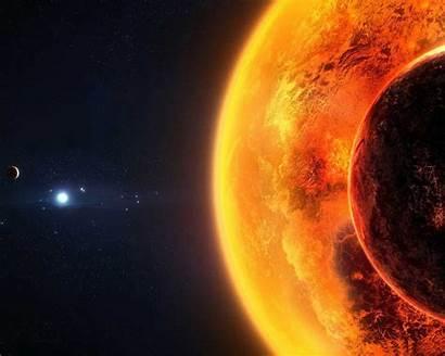 Sun Wallpapers Space Desktop Cave