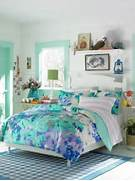 Girls Bedroom Ideas Blue And Green by Outstanding Girls Bedrooms Teenage Girl Bedroom Blue Flower Themes Teen