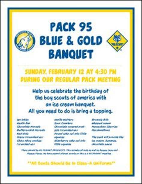 cub scouts blue gold banquet ideas  pinterest cub