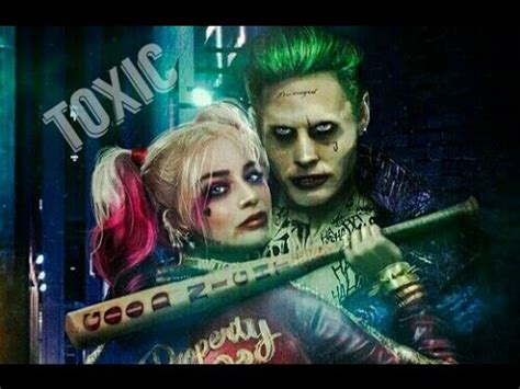 The Joker & Harley Quinn Ii Toxic ( Suicide Squad ) Youtube