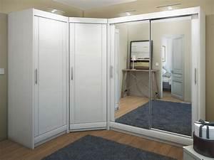 Dressing Avec Porte : dressing moderne dressing contemporain meubles minet ~ Premium-room.com Idées de Décoration