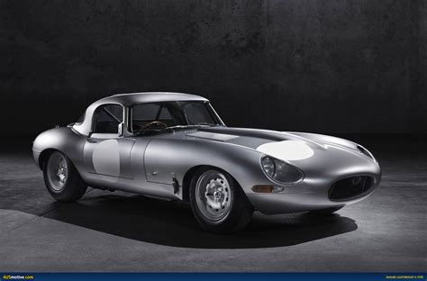Ausmotive.com » Jaguar Lightweight E-type Revealed