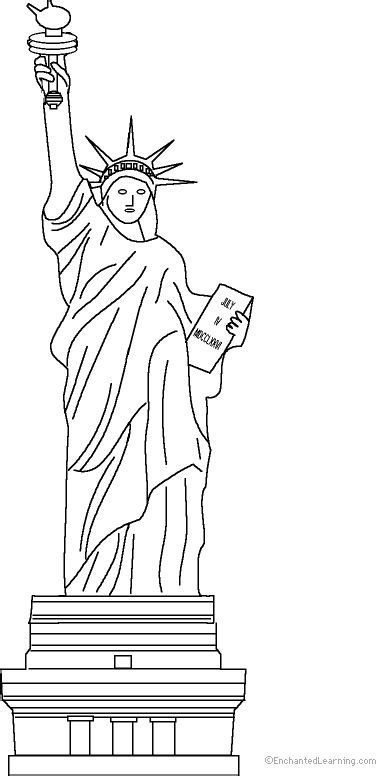 united states symbols coloring pages lincoln memorial