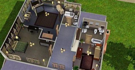 sims house plans 171 floor plans