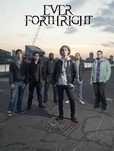 EVER FORTHRIGHT discography and reviews