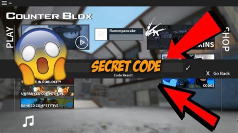 roblox counter blox  codes  july youtube