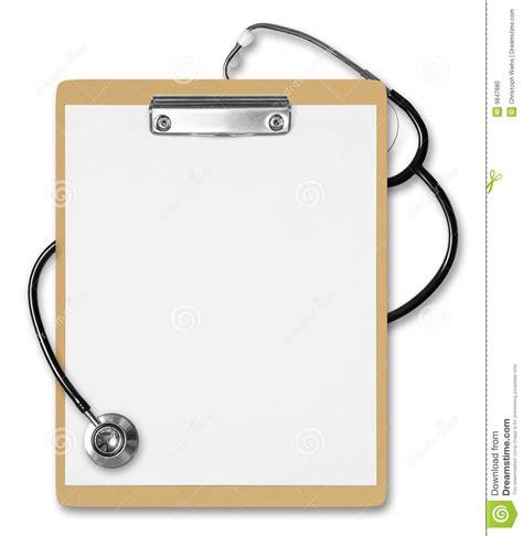 room floor plan free clipboard stethoscope stock photo image 9847880