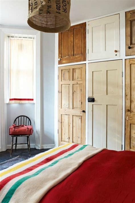 armario empotrado  puertas recicladas decoracion