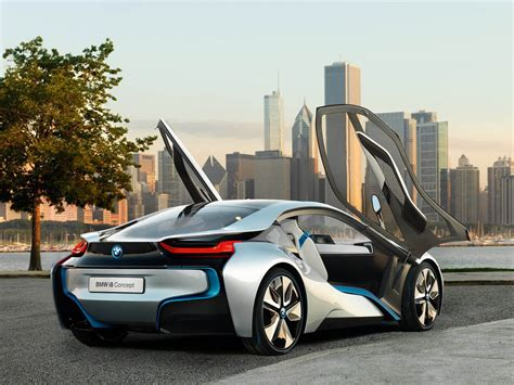 Sport Car Bmw I8 Wallpaper Pc Wallpaper