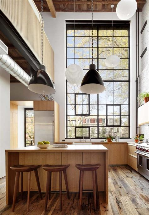 Clinton Hill Townhouse Light Airy Aesthetic by Clinton Hill Townhouse By Murdock Solon Architects