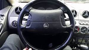 Mercury Cougar Steering Wheel Almost Ready To Come Off