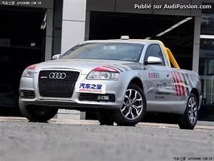Pick Up Audi : audi a6 l pick up made in china ~ Melissatoandfro.com Idées de Décoration