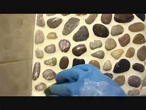 Faire Un Parterre De Galets : tutoriel ma technique de pose de galets youtube ~ Dailycaller-alerts.com Idées de Décoration