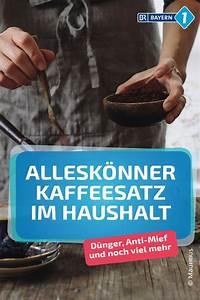 Kaffeesatz Als Dünger : kaffeesatz als d nger nat rlich d ngen im eigenen garten ~ Watch28wear.com Haus und Dekorationen