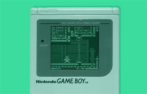 when did gameboy color come out blue ranking the 25 best original boy