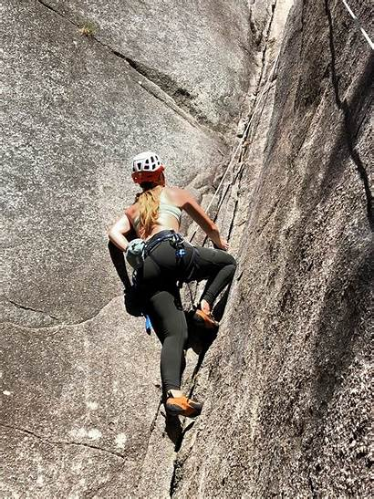 Climbing Rock Squamish Training Outdoor