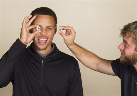 stephen curry eye color stephen curry scores wax figure in madame tussauds san