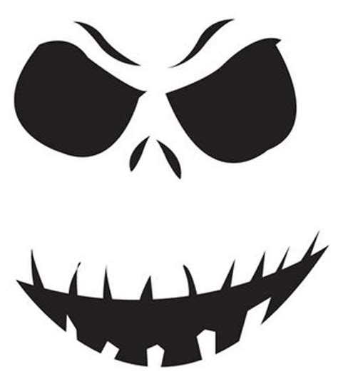 pumpkin patterns free printable pumpkin pattern grinning ghoul halloween stencil