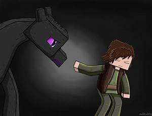Taming the Ender by owlmaddie on DeviantArt