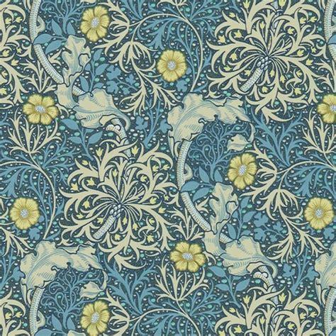 interior design ideas for home william morris wallcovering morris seaweed wallpaper in