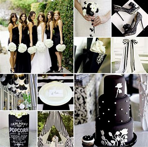 black white table decoration black and white bridal shower centerpiece ideas wedding