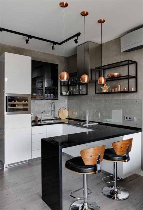 cozinha decorada  modelos  fotos  dicas de