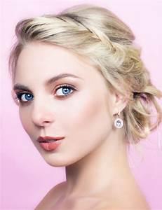 Maquillage Mariage Yeux Vert : maquillage mariage yeux bleu vert ~ Nature-et-papiers.com Idées de Décoration