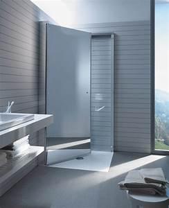 Bodengleiche Dusche Mit Faltbarer Duschabtrennung : duschabtrennung duschtrennwand aus glas duravit ~ Orissabook.com Haus und Dekorationen