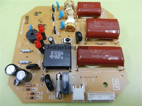 Panasonic Ceiling Fan Capacitor by Panasonic Ceiling Fan Repaired Part 2 Electronics