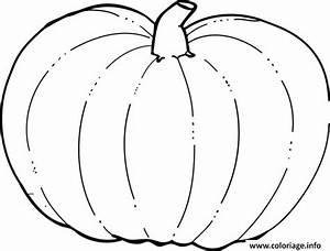 Citrouille D Halloween Dessin : coloriage dessin citrouille halloween realiste ~ Nature-et-papiers.com Idées de Décoration