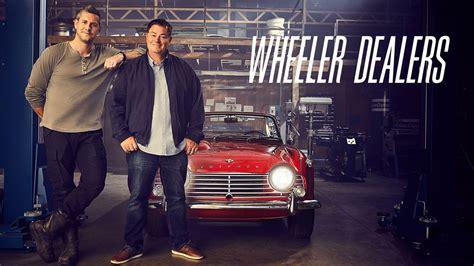 Wheeler Dealers was edd china right wheeler dealers reduced workshop