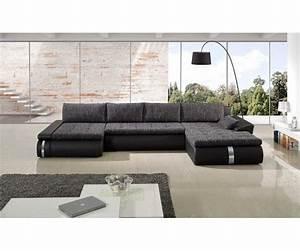 canape design en tissu canape moderne meuble et canape With canapé design moderne