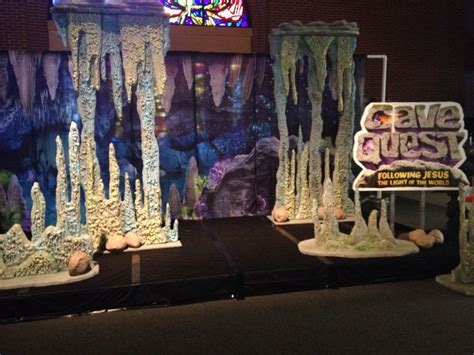 Decorating Ideas For Cave Quest Vbs 25 best ideas about cave quest vbs on cave