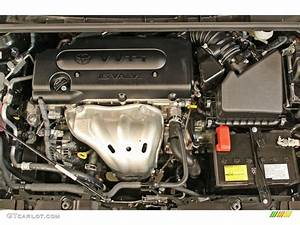 2012 Scion Xb Standard Xb Model 2 4 Liter Dohc 16