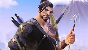 Overwatch Gameplay De Hanzo IGN Video